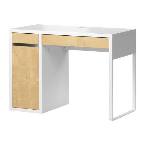 How To Repair Painted Ikea Furniture Micke Desk Ikea Desk Ikea