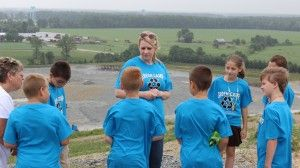 Find Out What Happened At The Brown County Ohio Green Camp For