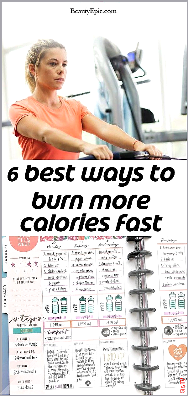 6 best ways to burn more calories fast 6 best ways to burn more calories fast John Cole jcole4113 Fi...