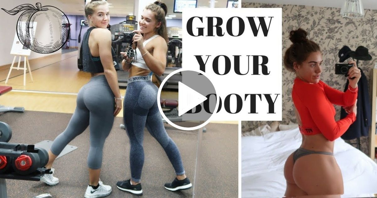 Grow Your Glutes  Workout  Butt Workout, Gym Workouts -5030