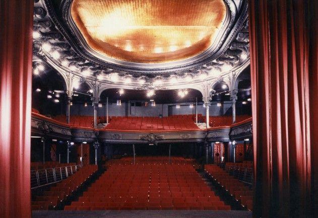 About The Hall La Cigale Paris Concert Hall Spectacle Paris Salle De Spectacle Cigale