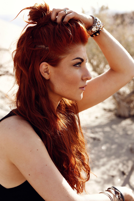 Haarfarbe Kupfer Farben