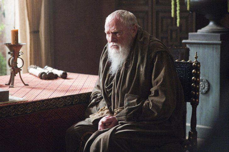 Julian Glover As Grand Maester Pycelle Julian Glover Pycelle Michelle Fairley