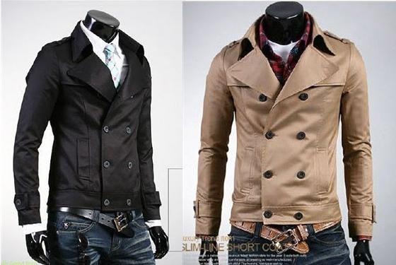Images of Mens Fashion Jacket - Reikian