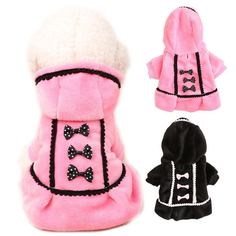 d6f5850b44d5 dog clothes for small dogs fleece sweater pet dog clothes winter warm dog  coat jumpsuit chihuahua roupas para cachorro #animal #jewelry #silver