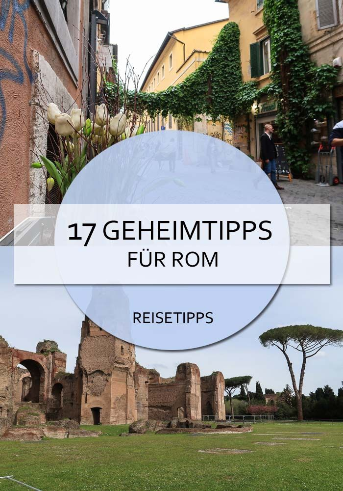 Photo of Rome insider tips – away from the crowds on the way