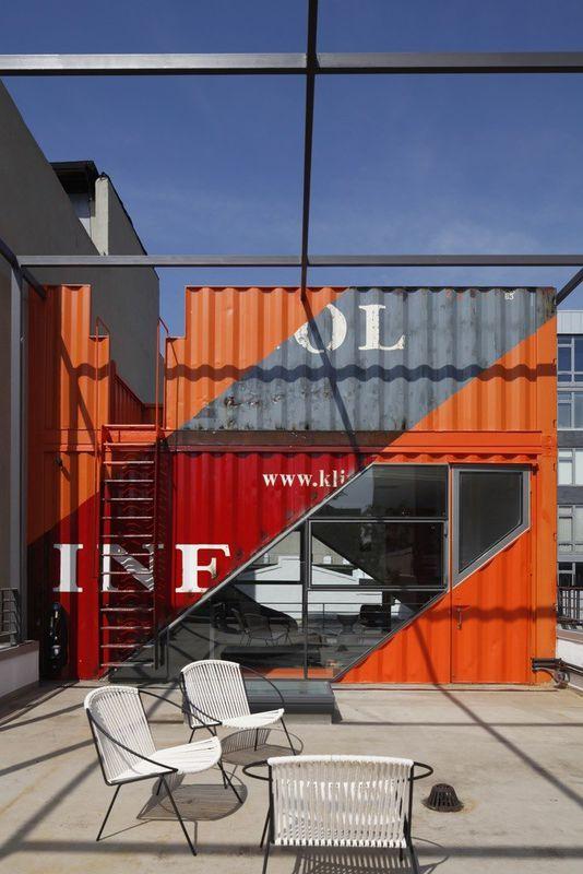 container haus haus pinterest container h user container und h uschen. Black Bedroom Furniture Sets. Home Design Ideas