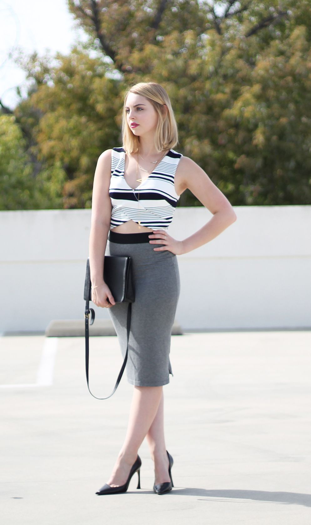 To acquire 3 wear to ways the crop top picture trends