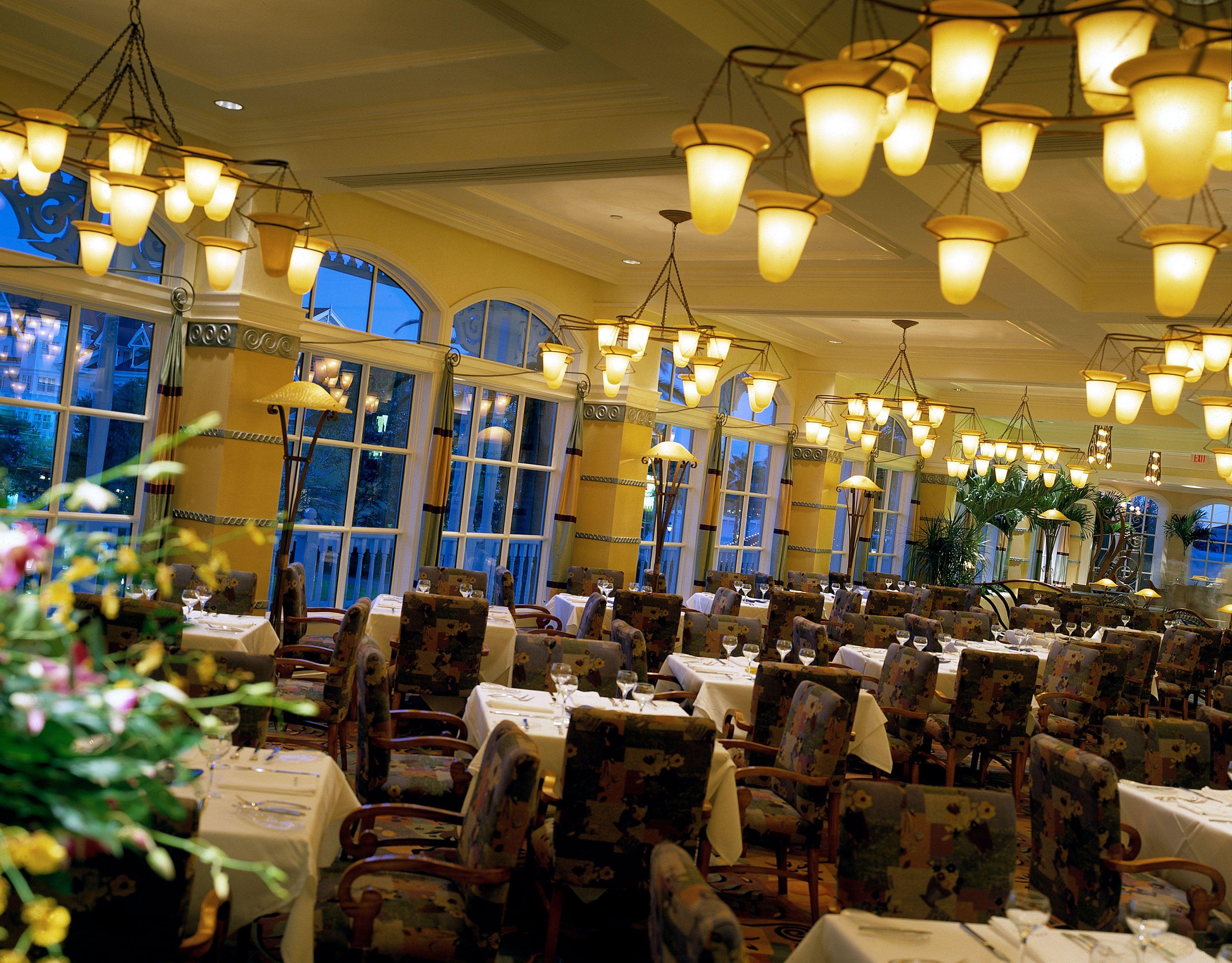 Disney Resort Hotels S Grand Floridian Spa Citricos Restaurant Walt World