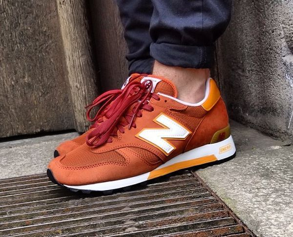 New Balance 1300: Burnt Orange | Chaussures de sport mode ...
