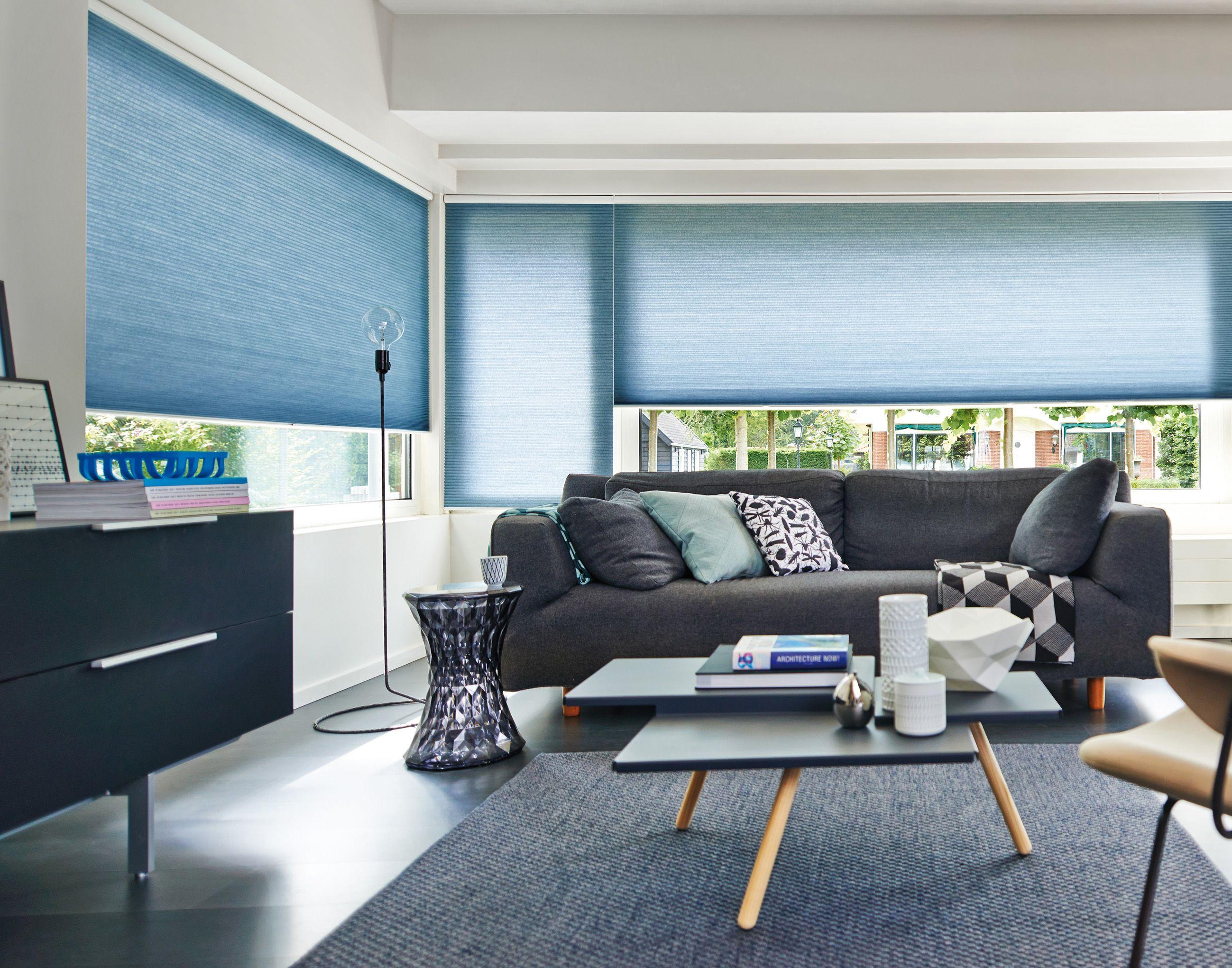moderne fenster im wohnzimmer : Duette Leha Wohnzimmer Pinned By Www Wagner Fenster At
