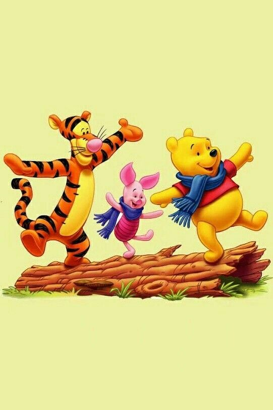 Tigger piglet and pooh balancing on a log winnie the pooh and tigger piglet and pooh balancing on a log winnie the pooh and thecheapjerseys Image collections