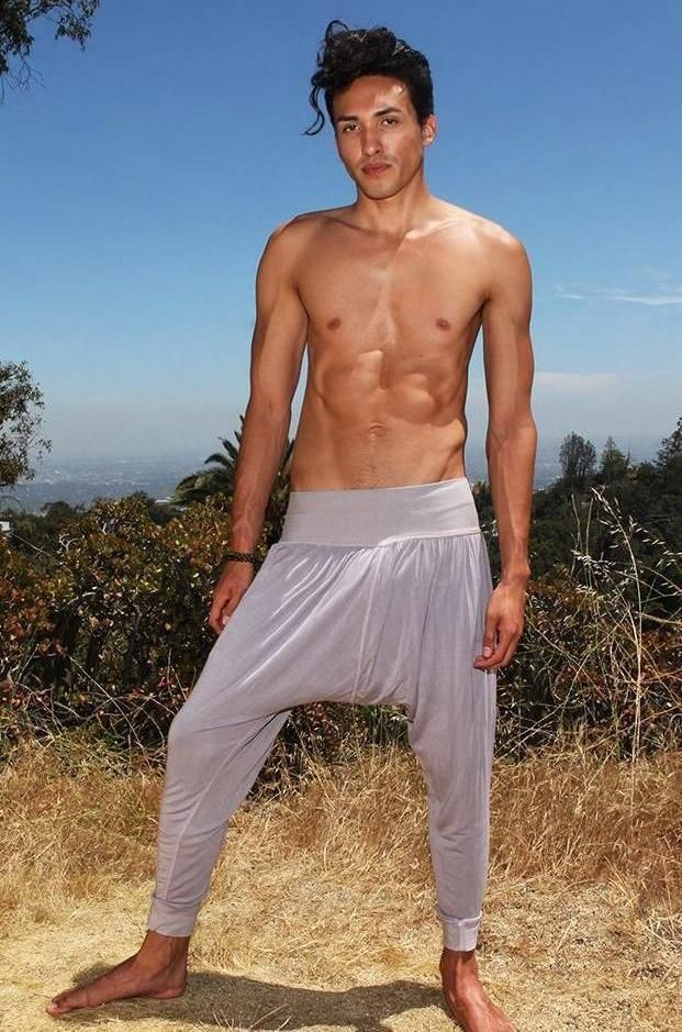 Men s Yoga Pants Eco Friendly the