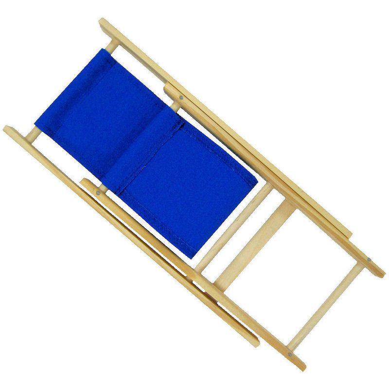 Folding Web Lawn Chairs