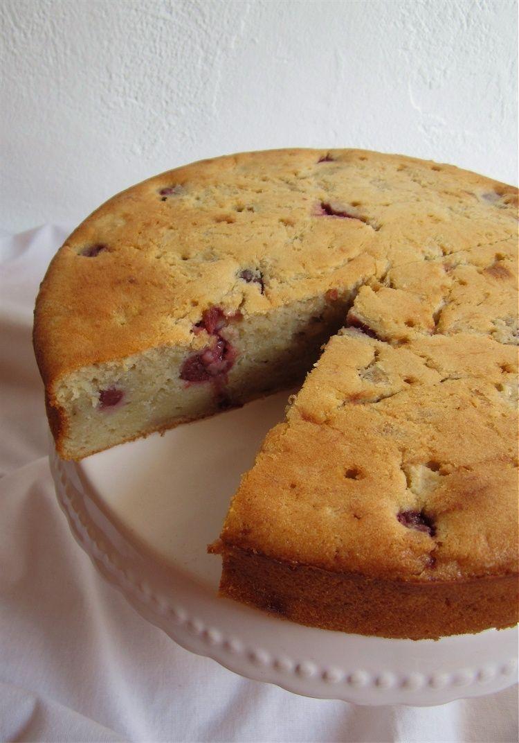 Bananen Kirsch Kuchen Rezept Kuchen Kuchen Susses Und Leckere
