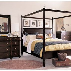 Gramercy Park Poster Bed From The