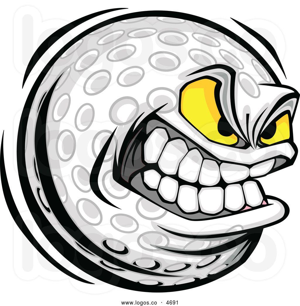 golfballclipartfreeroyaltyfreeclipartvectorlogo