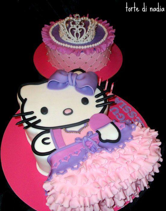 Hello Kitty Cake Hello Kitty Cake Hello Kitty Hello Kitty Birthday