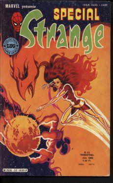 Couverture de Spécial Strange -32- Spécial Strange 1983