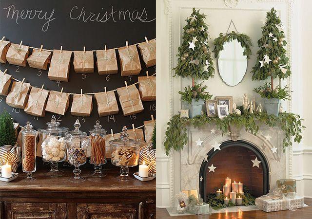 ideas para decoracion navidea 2015 Buscar con Google Ideas para