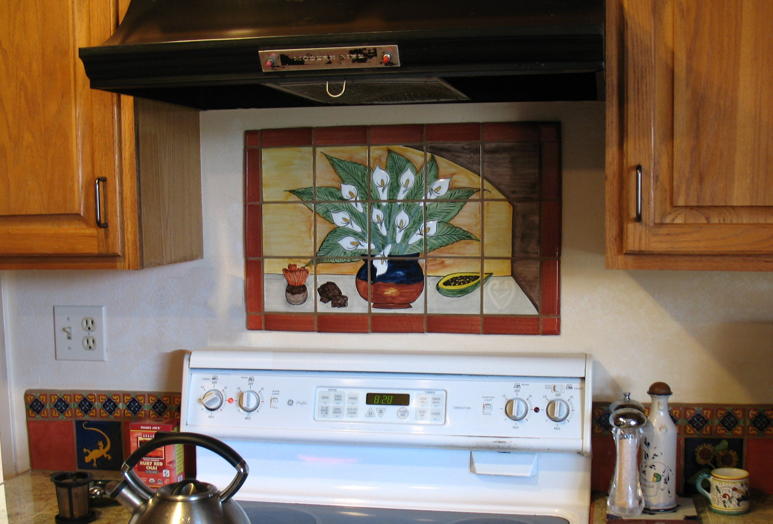 Mexican tile mural backsplash mexican home decor gallery mission mexican tile mural backsplash mexican home decor gallery mission accessories dailygadgetfo Image collections