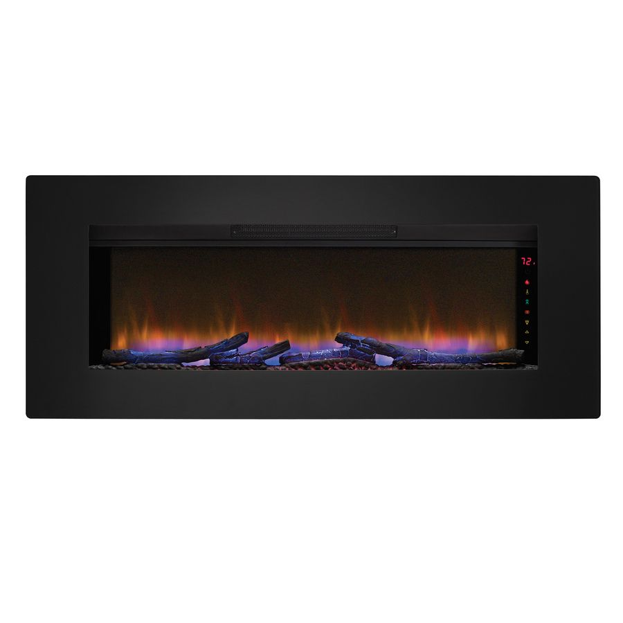 Classicflame 4657in black electric fireplace insert