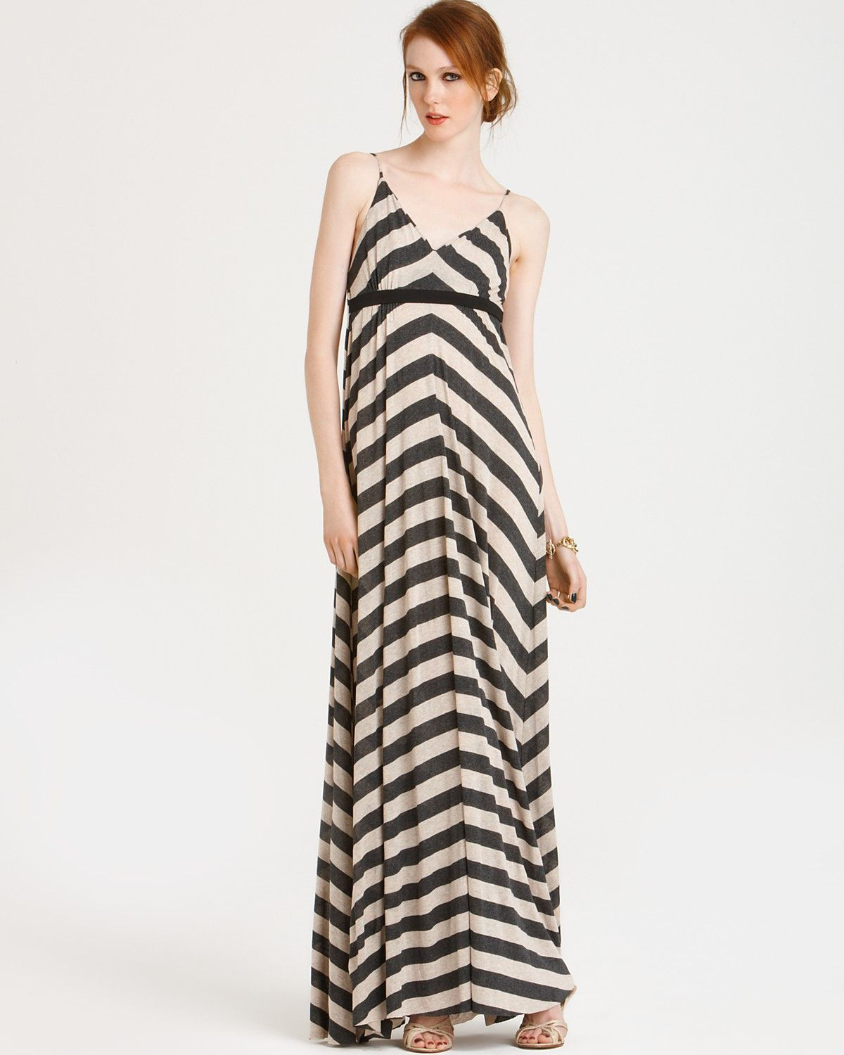 17  images about Striped Maxi Dress on Pinterest - Sexy- Black ...