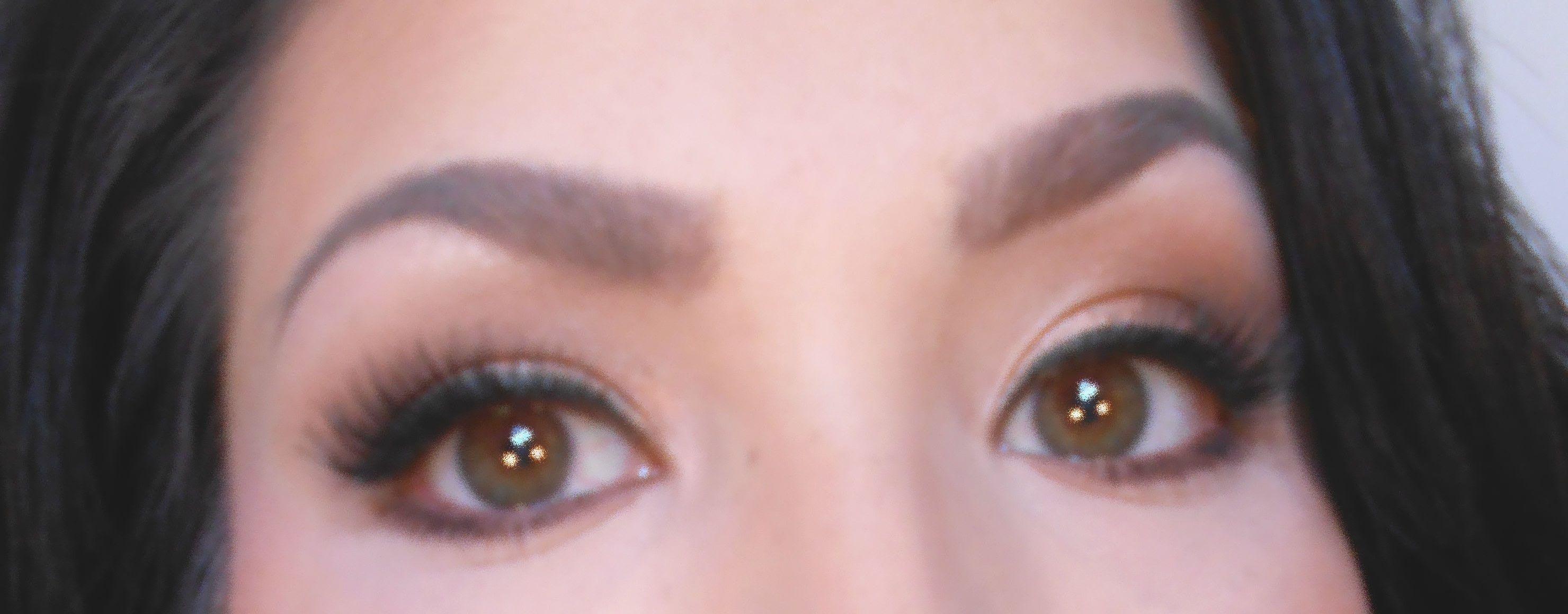 Eyebrow Routine {Fill & Define}