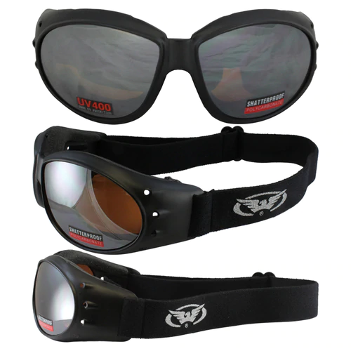Global Vision Products Aviator goggles