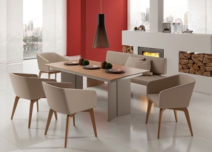 Fesselnd Stühle Esszimmer Mit Armlehne | Nabcd