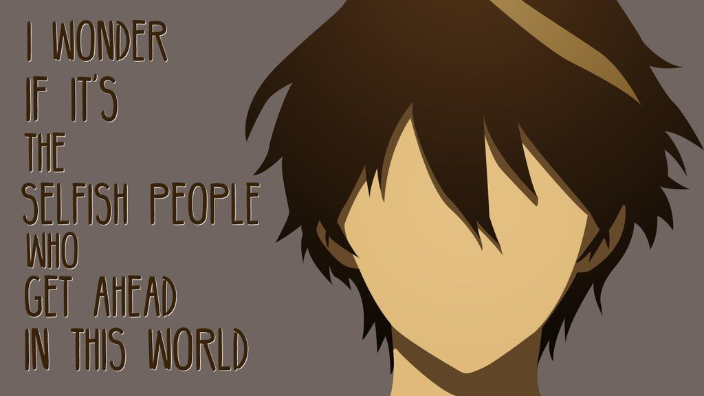 Anime Quote #403 by Anime-Quotes | Anime quotes, Anime ...