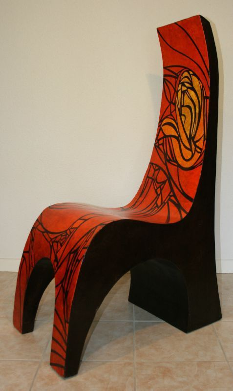 Cardboard More Chair Stunning And Mobil… …Furniture uPikXZ