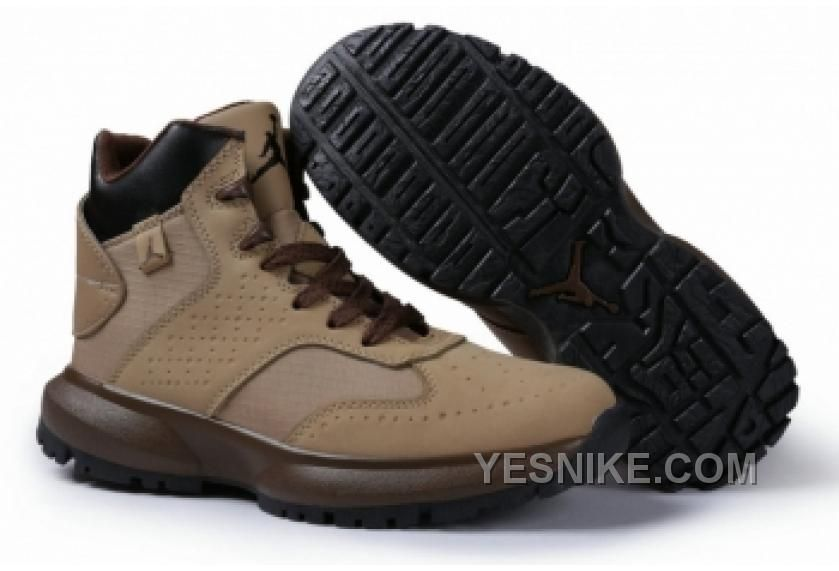On Sale Popular Nike Air Jordan 23 Degrees F Mens Shoes Brown New Releases
