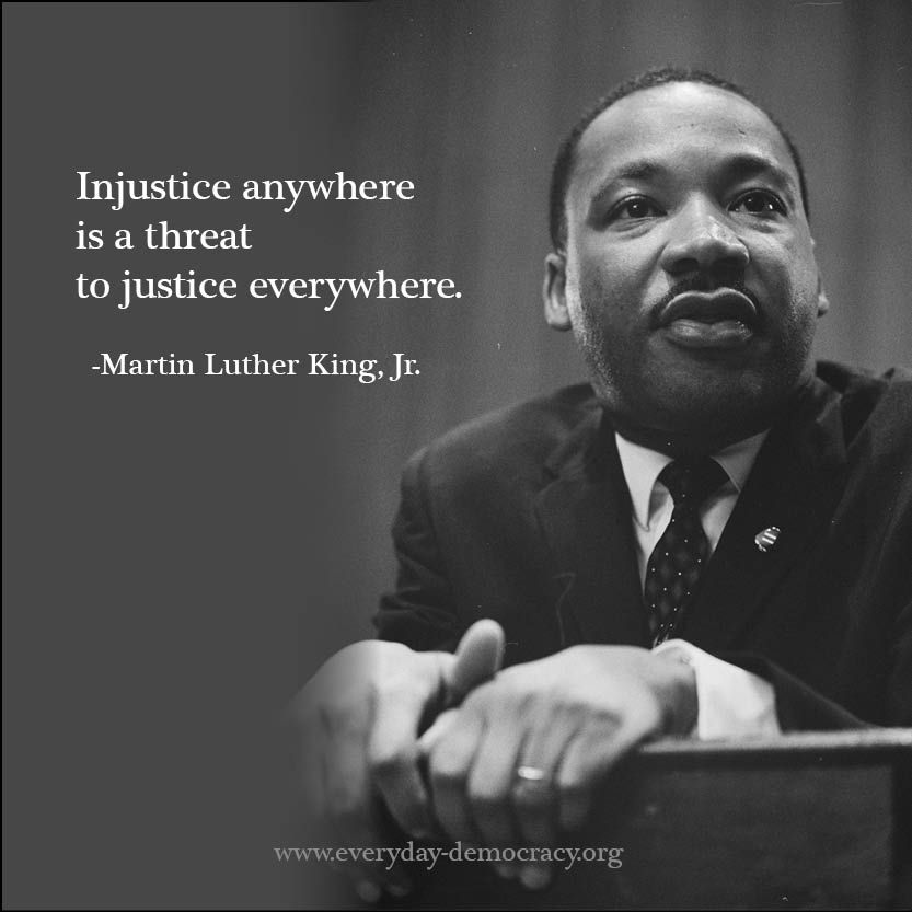 injustice anywhere is a threat to justice everywhere essay injustice anywhere is a threat to justice everywhere