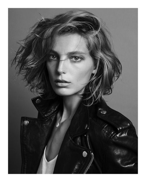 model, daria werbowy