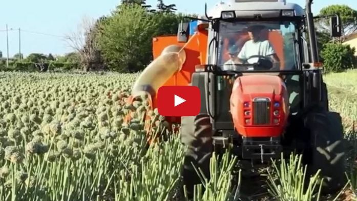 Amazing Harvest Machine Modern Agriculture Farming Technology Agriculture Machine