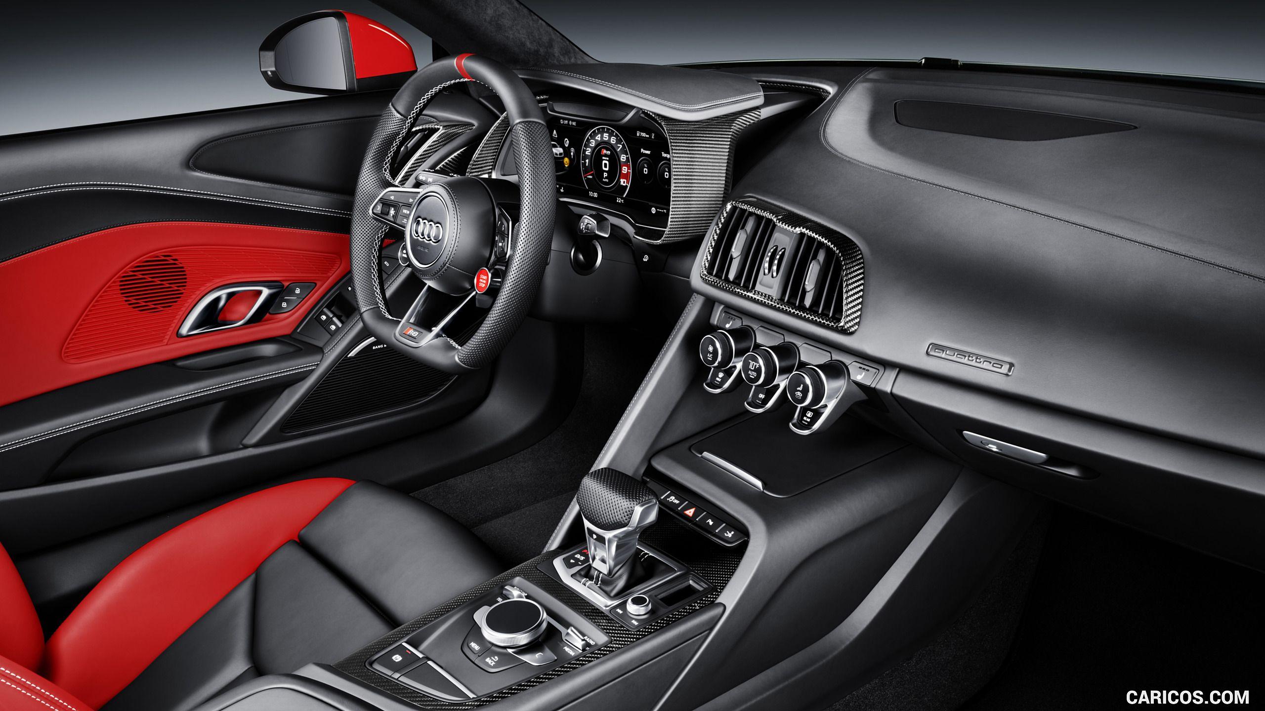 2018 Audi R8 V10 Coupe Edition Audi Sport Wallpaper