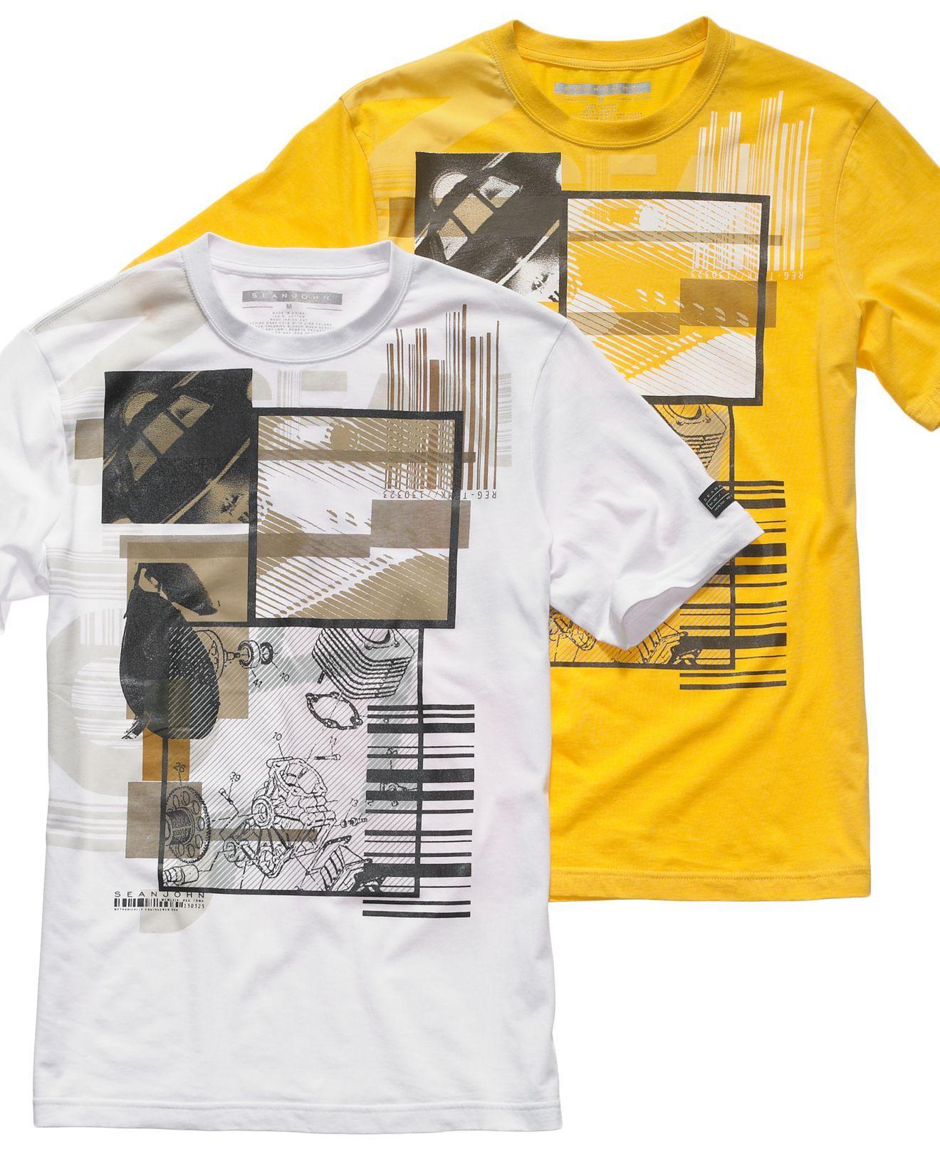 Sean john shirt winning t shirt mens polos t shirts for Sean john t shirts for mens