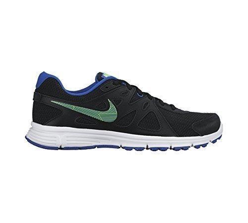 more photos 77047 bb1a2 Nike Women s Revolution 2 Running Shoe (8.5 B(M) US BLACK GAME