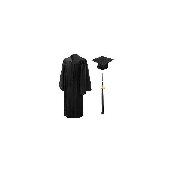 Cap, Gown and Tassel Unit Only The Grad Company representing HERFF ...