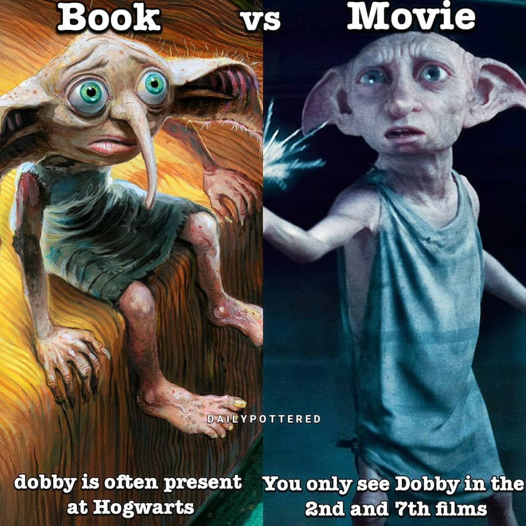 Harry Potter Facts B Vs M 9 On Instagram Raise Your Wand For Dobby Dailypottered For More Dobby Harry Potter Harry Potter Facts Dobby Harry