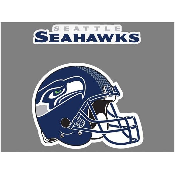 Stockdale Seattle Seahawks Magnet 699 liked on Polyvore
