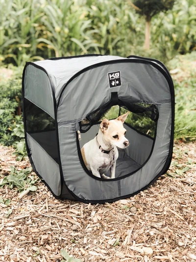 K9 Sport Sack Popup Dog Tent in 2020 Dog tent, Up dog