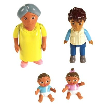 Dora the Explorer Family