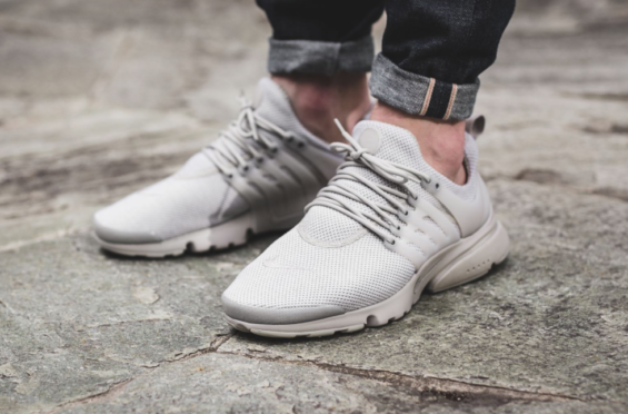 Pale Grey Drapes The New Nike Air Presto Ultra Breeze