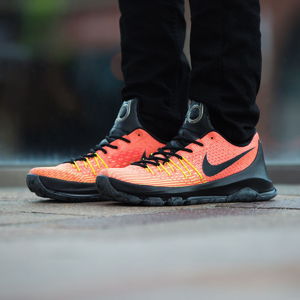 a6aa13f869d1 The Nike KD VIII  Hunt s Hill Sunrise  Trainer over on the site now ...
