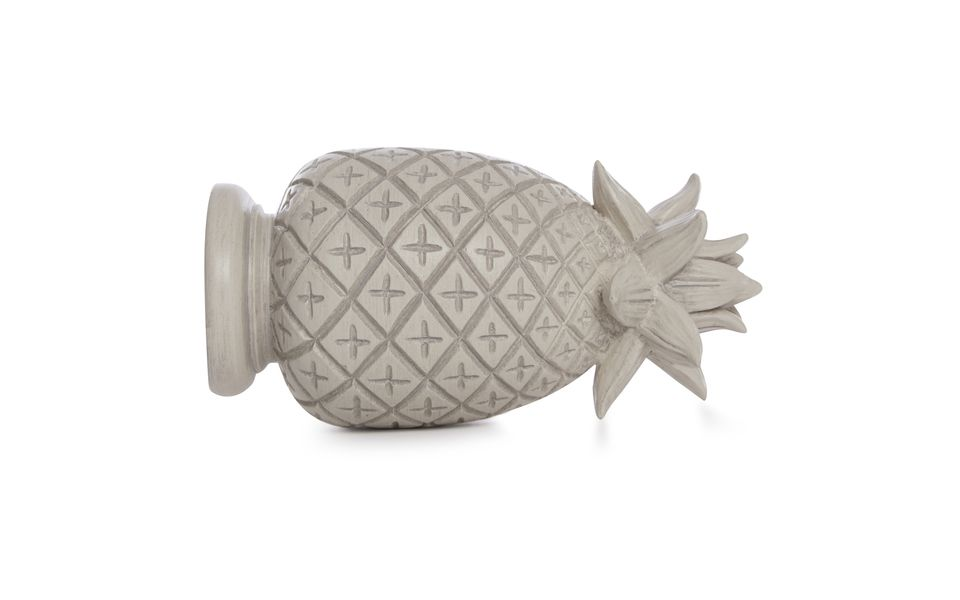 Pineapple Finial 45mm Ashley Store Botanical Bedroom Finials