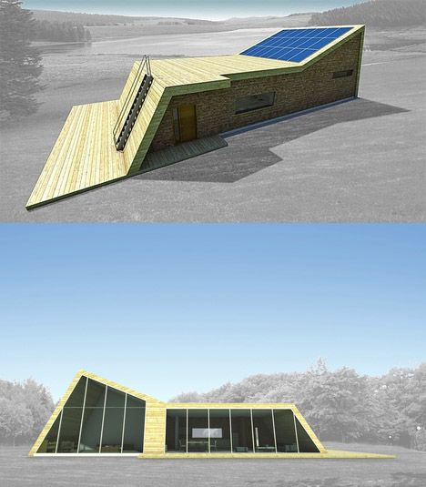Green Homes Of The Future 13 Sustainable Living Solutions