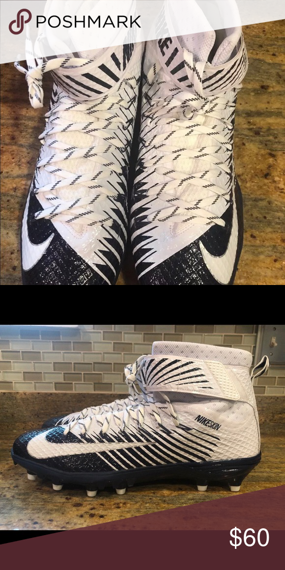 67d0512794a1 NIKE Force Lunarbeast Elite TD Size 15 Cleats Designed specifically for  linemen