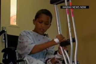 Welcome to Ochiasbullet's Blog: 10yr old boy survives shark attack